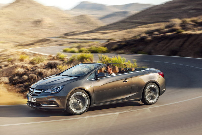 2013 Opel Cascada High Resolution Exterior Wallpaper quality - image 478085