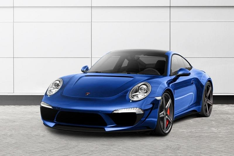 2013 Porsche 911 Carrera 4 by TopCar