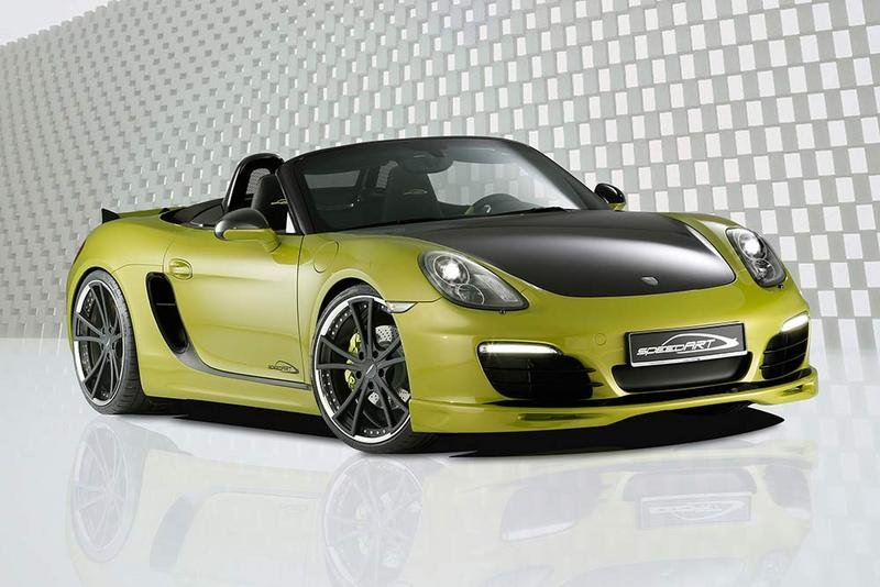 "2013 Porsche Boxster S ""SP81-R"" by SpeedART"