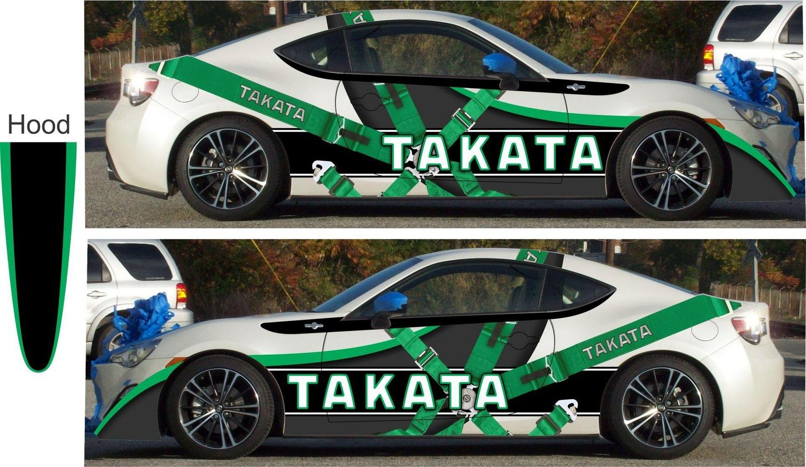 2013 Scion FR-S By Fox Marketing And Takata Racing