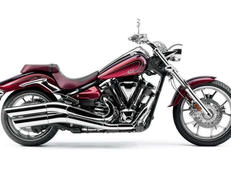 2013 Star Motorcycle Raider SCL Exterior - image 479728