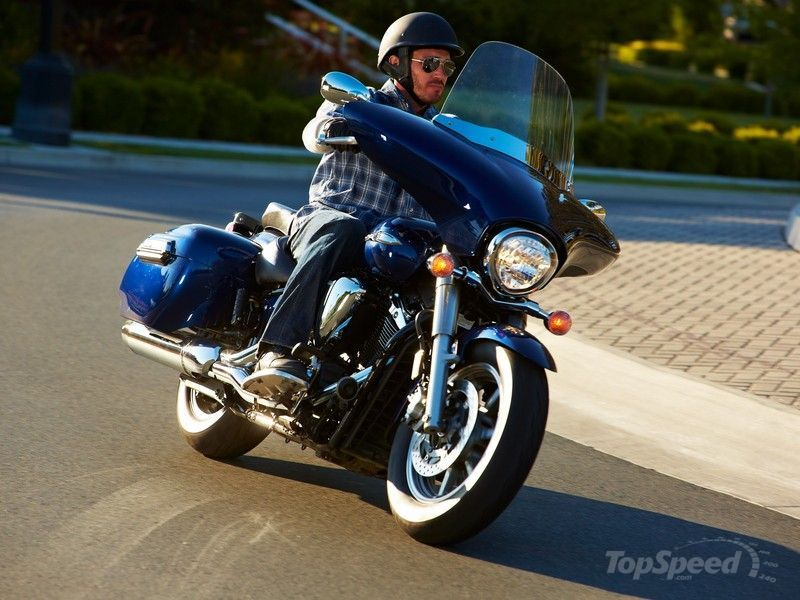 2013 Star Motorcycle V Star 1300 Deluxe High Resolution Exterior - image 480408