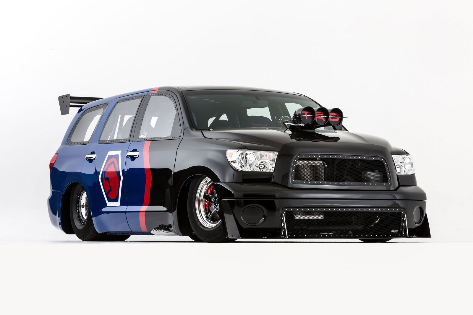 2013 Toyota Sequoia Family Dragster Concept By Antron