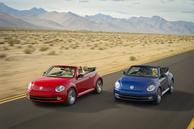 2013 Volkswagen Beetle Cabrio High Resolution Exterior Wallpaper quality - image 476670
