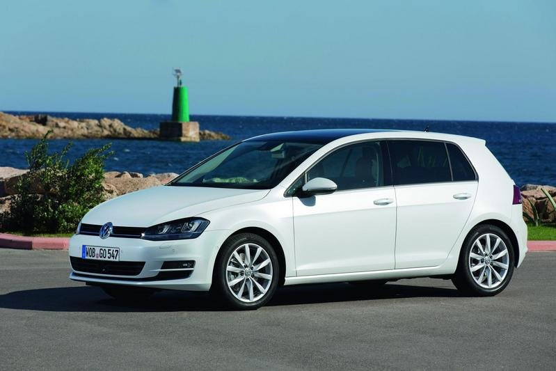 2013 Volkswagen Golf Mk VII High Resolution Exterior - image 477387