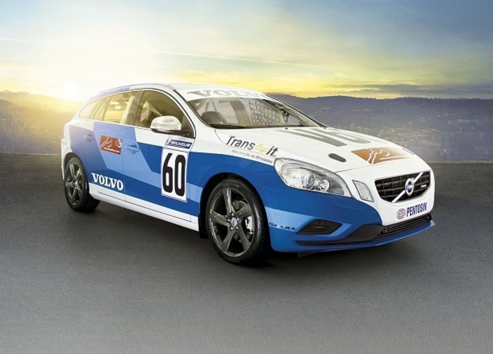 2013 Volvo V60 Racing Wagon Review - Top Speed