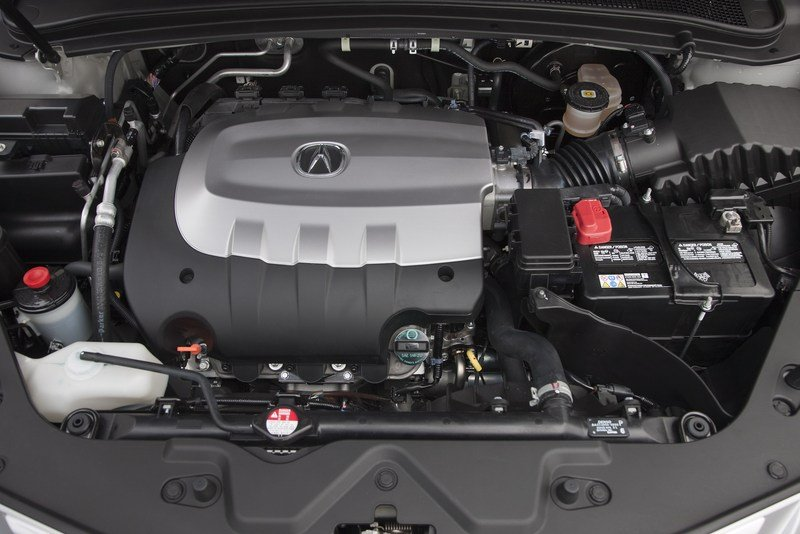 2010 - 2013 Acura ZDX High Resolution Drivetrain - image 477447