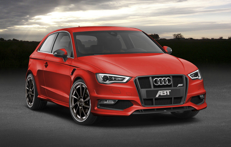 2013 Audi AS3 by ABT Sportsline