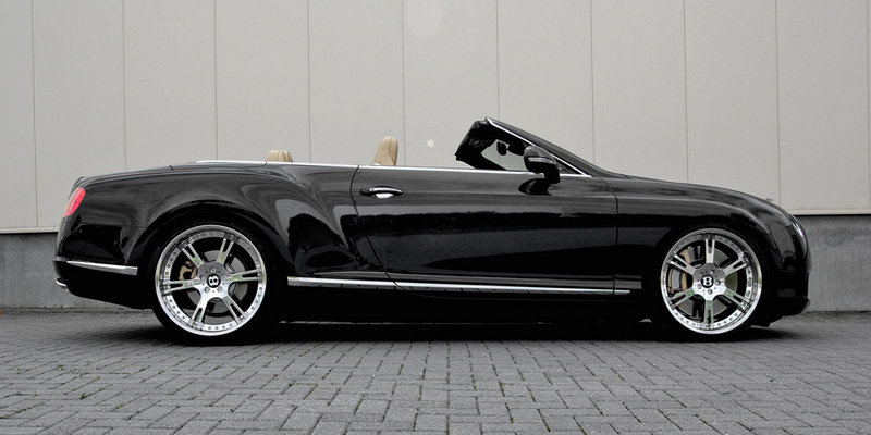 2013 Bentley Continental GT by Wheelsandmore