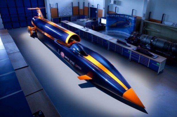 Land Speed Record >> Bloodhound SSC Starts 1000 Mph Barrier Testings News - Top ...