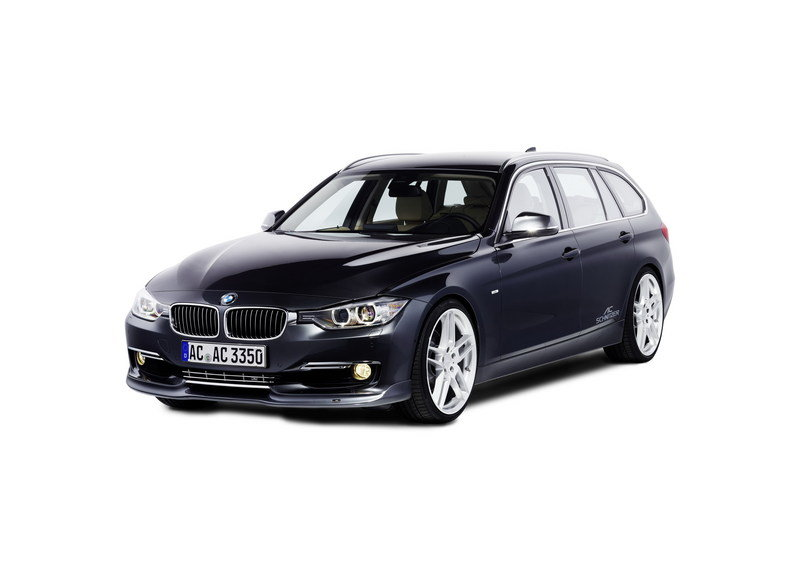 2013 BMW 3-Series Touring by AC Schnitzer High Resolution Exterior Wallpaper quality - image 476464