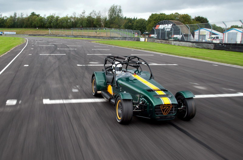 2013 Caterham Superlight R600 High Resolution Exterior - image 476678
