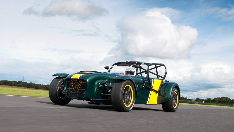 2013 Caterham Superlight R600 High Resolution Exterior Wallpaper quality - image 476676