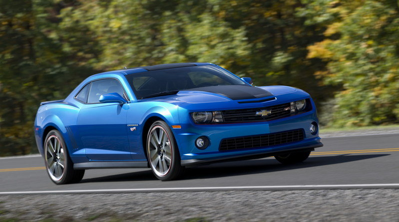 2013 Chevrolet Camaro Hot Wheels Edition High Resolution Exterior - image 479559