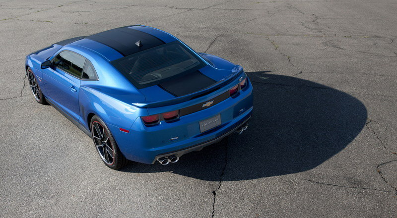 2013 Chevrolet Camaro Hot Wheels Edition High Resolution Exterior - image 479554