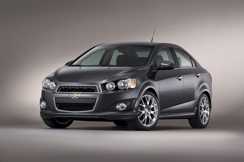 2013 Chevrolet Sonic Dusk High Resolution Exterior Wallpaper quality - image 479314