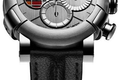 DeLorean DNA Watch by Romain Jerome