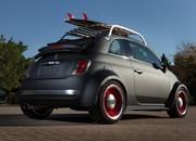 2012 Fiat 500 Beach Cruiser - image 477631