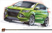 Ford Escape by Heide Performance Products