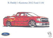 Ford F-150 by K-Daddyz Kustomz