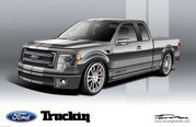 Ford F-150 by Truckin Magazine