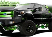 Ford F-250 By Kelderman Air Suspension Systems