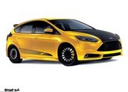 Ford Focus ST by Steeda Autosports