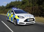 2013 Ford Focus ST Police Patrol Vehicle - image 479057