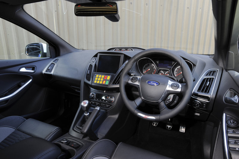 2013 Ford Focus ST Police Patrol Vehicle High Resolution Interior - image 479061
