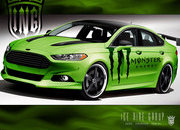 Ford Fusion by Ice Nine Group