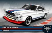 1966 Ford Martini T-5R Mustang by Pure Vision - image 479656