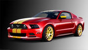 "Ford Mustang ""Boy Racer"" by 3dCarbon"