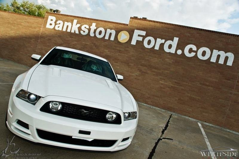 2012 Ford Mustang GT By Whiteside Customs Exterior - image 479263