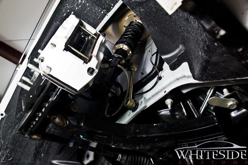 2012 Ford Mustang GT By Whiteside Customs Drivetrain - image 479264