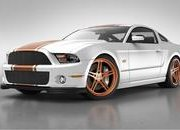 Ford Mustang GT By Whiteside Customs