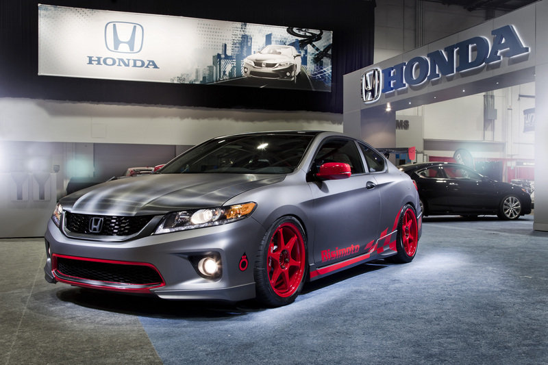 "2013 Honda Accord Coupe ""Grand Touring"" by Bisimoto"