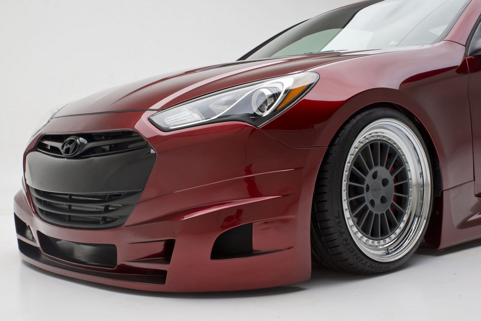 2013 hyundai genesis coupe turbo concept by fuelculture picture 480078 car review top speed. Black Bedroom Furniture Sets. Home Design Ideas