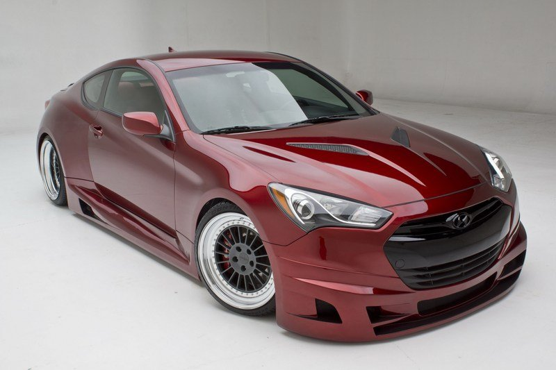 2013 hyundai genesis coupe turbo concept by fuelculture review top speed. Black Bedroom Furniture Sets. Home Design Ideas