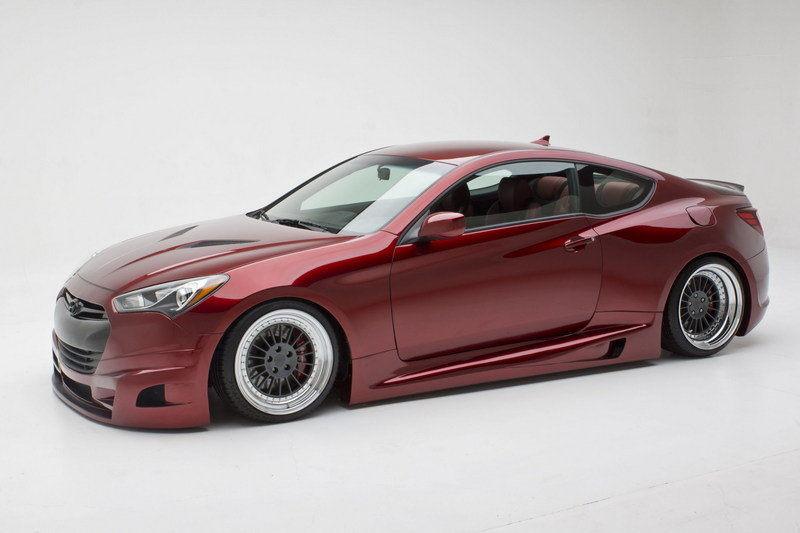 2013 Hyundai Genesis Coupe Turbo Concept By FuelCulture Review