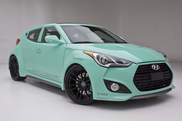 2013 Hyundai Veloster Jp Edition Review Top Speed