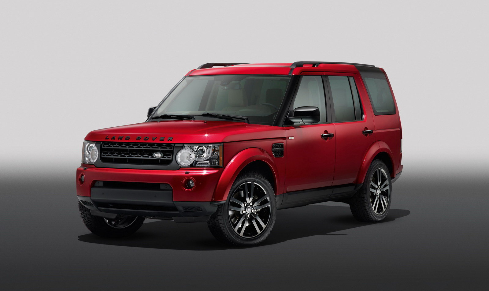 2013 land rover discovery 4 black design packs review top speed. Black Bedroom Furniture Sets. Home Design Ideas