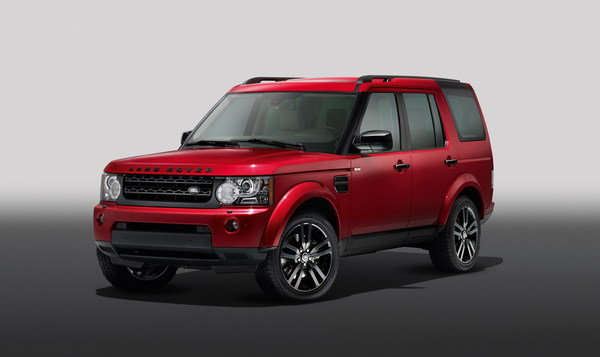 2013 Land Rover Discovery 4 Black Design Packs Review