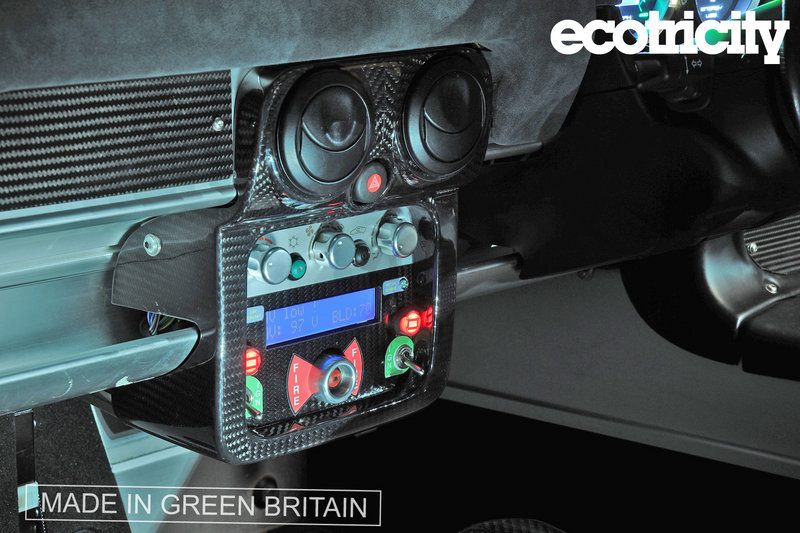 2012 Lotus Nemesis by Ecotricity