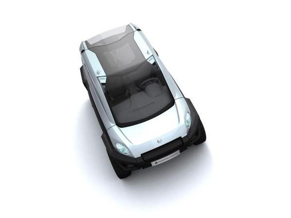 2008 Magna Steyr Mila Alpin Concept Car Review Top Speed