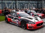Maserati GranTurismo MC GT3 Race Car