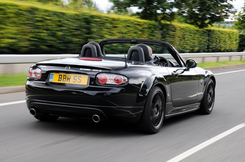 2006 - 2013 Mazda Miata MX-5 by BBR-Cosworth High Resolution Exterior - image 477089