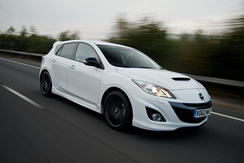 2012 Mazda3 MPS Tamura and Venture Editions High Resolution Exterior - image 476553