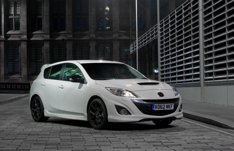 2012 Mazda3 MPS Tamura and Venture Editions