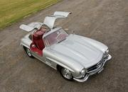 1955 Mercedes-Benz 300SL Alloy Gullwing - image 478534