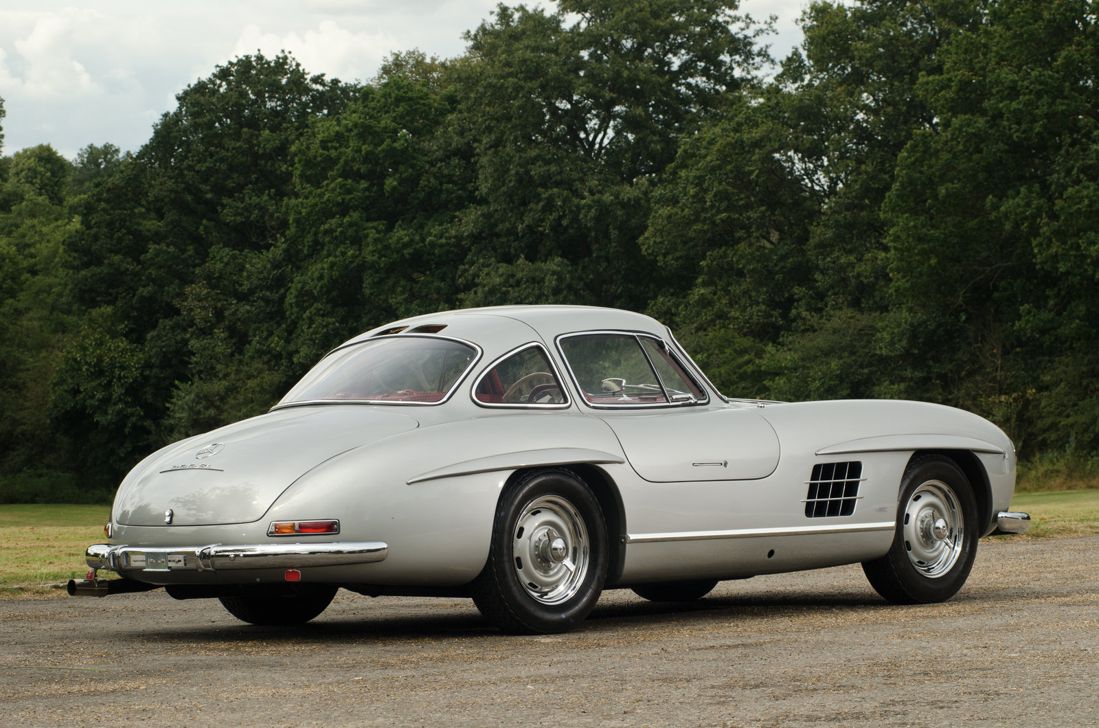1955 mercedes benz 300sl alloy gullwing picture 478516 for 1955 mercedes benz 300sl